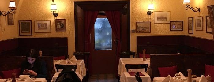 Restaurant Der Kuckuck is one of NERO Tours_ Vienna.