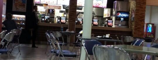 Burger King is one of Денис : понравившиеся места.