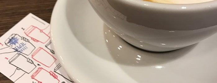 Jewel Coffee is one of Work-Friendly Cafés.