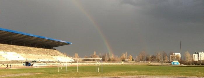 "Стадион ""Академик"" (Akademik Stadium) is one of Orte, die 83 gefallen."