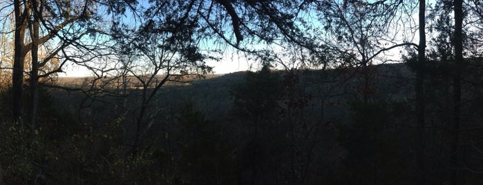 Mt. Kessler is one of Arkansas.