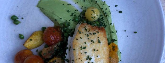 Abruzzo Italian Kitchen is one of สถานที่ที่ James ถูกใจ.
