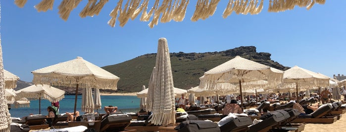 Principote Deck Lounge is one of Mykonos.