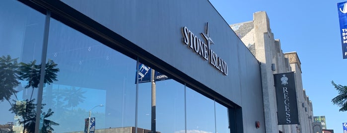 STONE ISLAND is one of Los Angeles List.