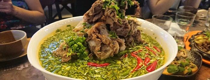 Khè - Food Garden is one of Vietnam.