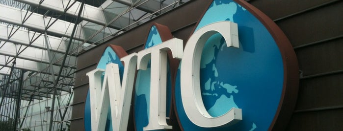 World Trade Center is one of Tempat yang Disukai Tonie.