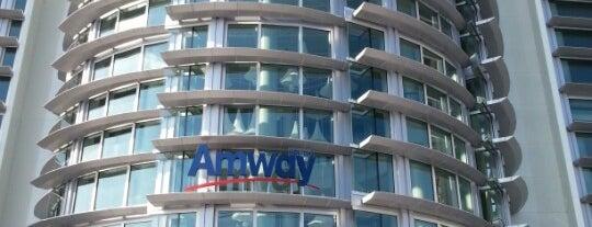 Amway (Thailand) Ltd. is one of Talerngsak 님이 좋아한 장소.