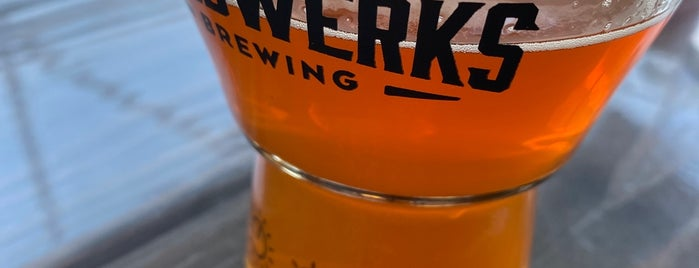 Weldwerks is one of Denver.