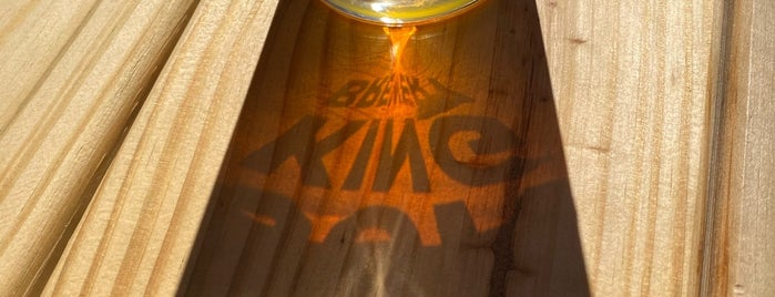 Sun King Fishers is one of Breweries I've visited.