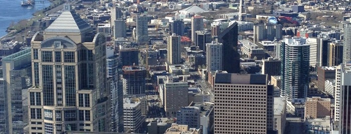 Columbia Center is one of Seattle.
