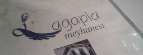 Agapia Meyhanesi is one of IST.
