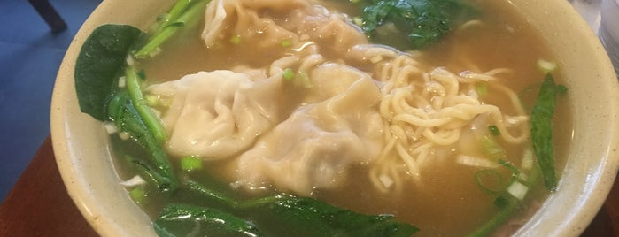 Tasty Hand-Pulled Noodles II is one of Lugares favoritos de Flora.