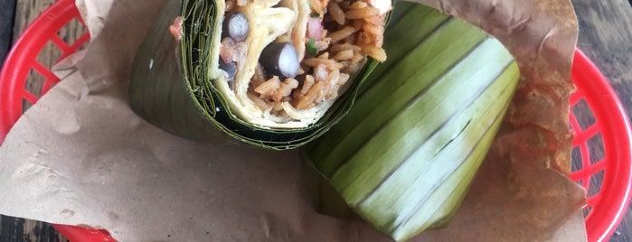 Burrito Amor is one of Lugares favoritos de Flora.