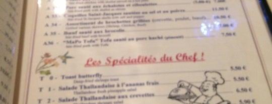 Le Restaurant du Bonheur is one of Les endroits où manger et boire dans Courbevoie.