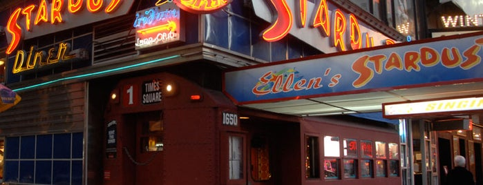 Ellen's Stardust Diner is one of Best of New York.