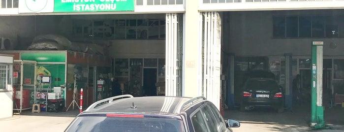 NAMLI BMW is one of Murat'ın Beğendiği Mekanlar.