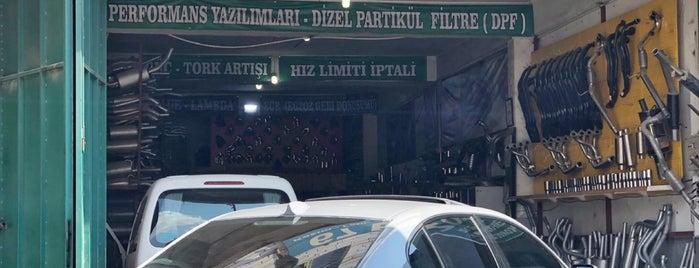 67 egzoz is one of Mehmet Nadir 님이 좋아한 장소.