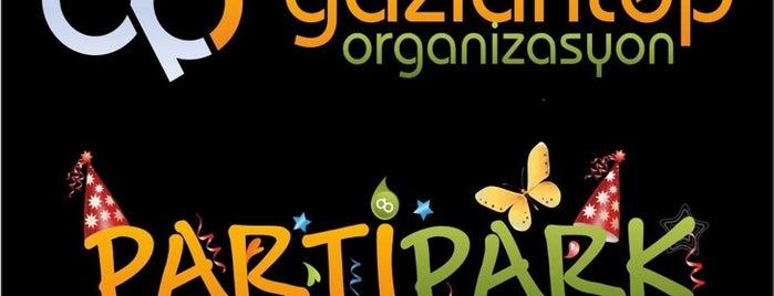 GAZİANTEP ORGANİZASYON PARTİPARK is one of Lieux qui ont plu à Sedat.