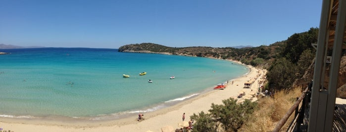 Voulisma Beach is one of Greece.