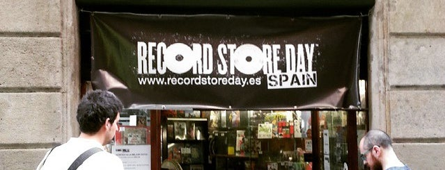 Discos Revolver is one of Barcelona.