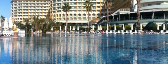 Delphin Imperial Luxury is one of Hotels.