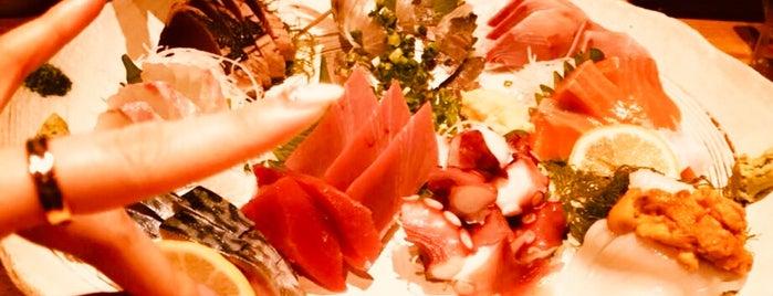 魚と創作料理 だん 三田店 is one of 田町ランチスポット.