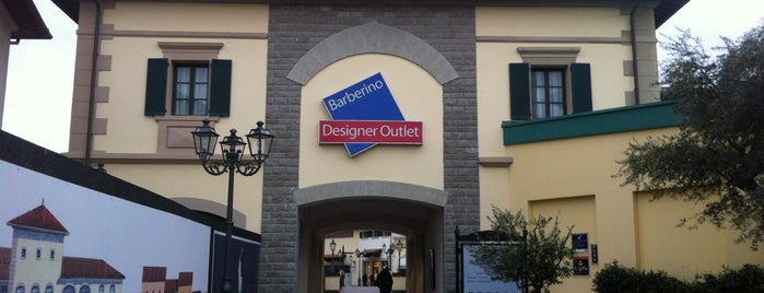 Barberino Designer Outlet is one of Lugares favoritos de Andrey.