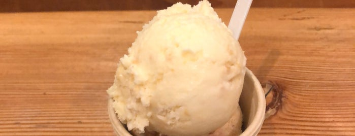 San Francisco's Hometown Creamery is one of Juha's San Francisco Favorites.