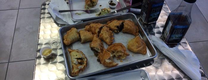 The Empanadas Factory is one of Posti che sono piaciuti a Vlad.