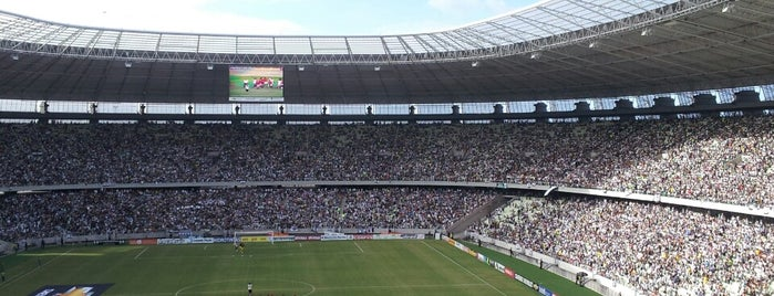 Arena Castelão is one of Big Matchs's Today!.