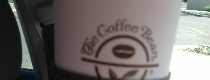 The Coffee Bean & Tea Leaf is one of Locais curtidos por Robert.