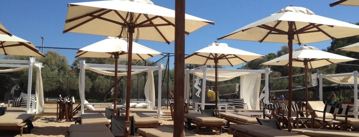 Astir Beach Club Vouliagmeni is one of Athens.