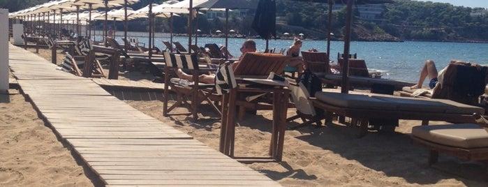 Astir Beach Club Vouliagmeni is one of Athens.