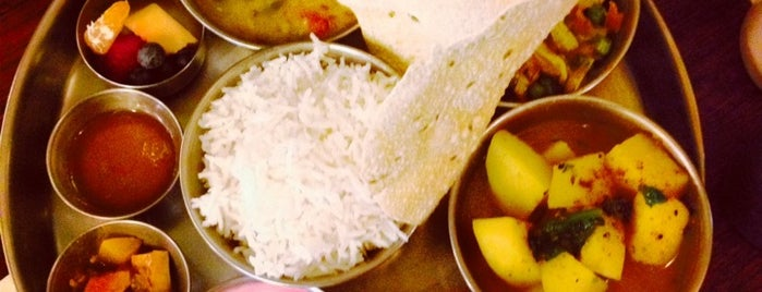 Travelers Thali House is one of Seattle To-Do's.