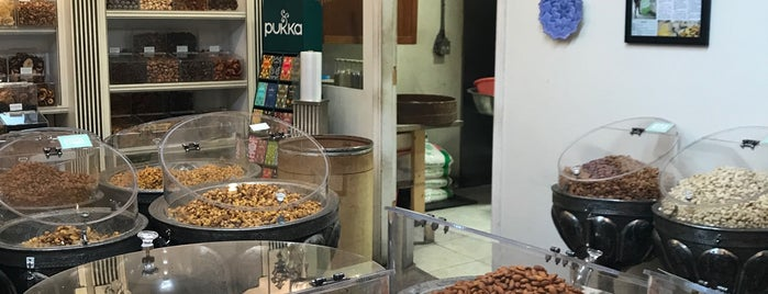 Ayoub's Dried Fruits & Nuts is one of Vancouver.