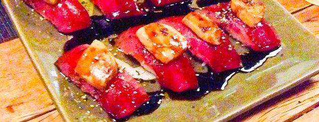 Nagayama is one of Henri's TOP Japanese Food.