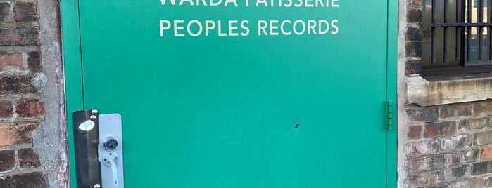 Warda Patisseria is one of Detroit!.
