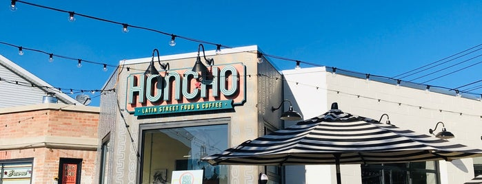 Honcho is one of Detroit Places.