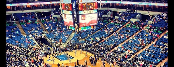Target Center is one of sports arenas and stadiums.