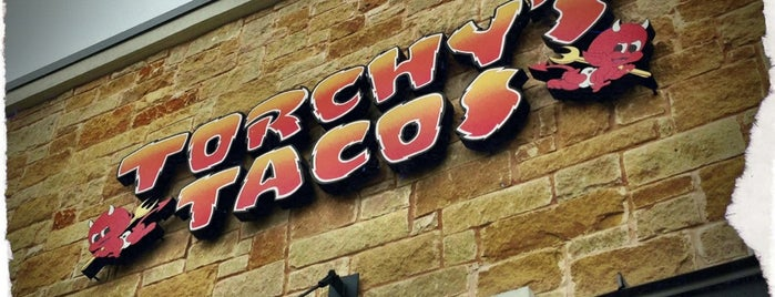 Torchy's Tacos is one of Austin - Restaurants Visited.