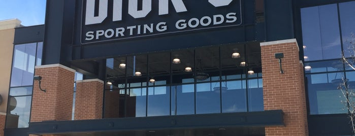 DICK'S Sporting Goods is one of Austin's Rockin' Fitness Scene.
