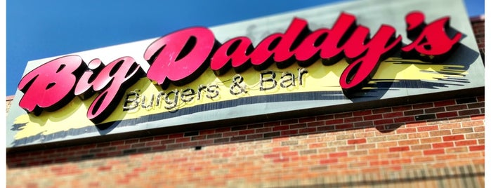Big Daddy's Burgers & Bar is one of Burgers.