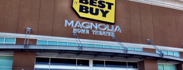Best Buy is one of Orte, die Bill gefallen.