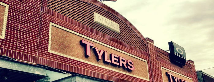 Tyler's is one of Austin.