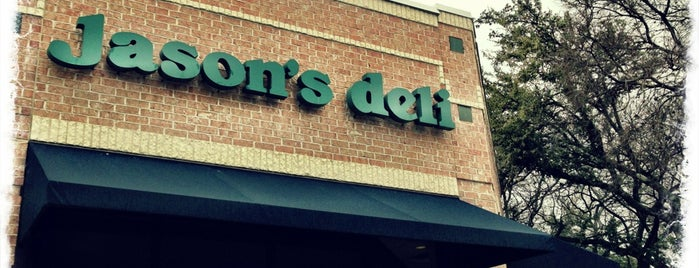 Jason's Deli is one of Julia 님이 저장한 장소.