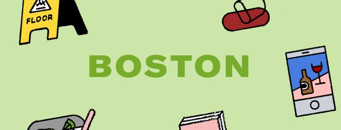 Boston Daters' Choice Award Winners