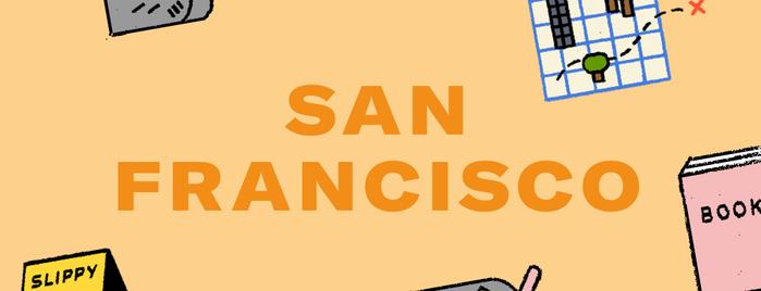 San Francisco Daters' Choice Award Winners