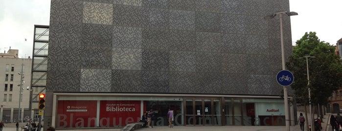 Centre de Cultura Contemporània de Barcelona (CCCB) is one of Barcelona Essentials.