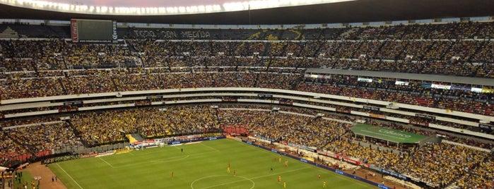Estadio Azteca is one of Big Matchs's Today!.