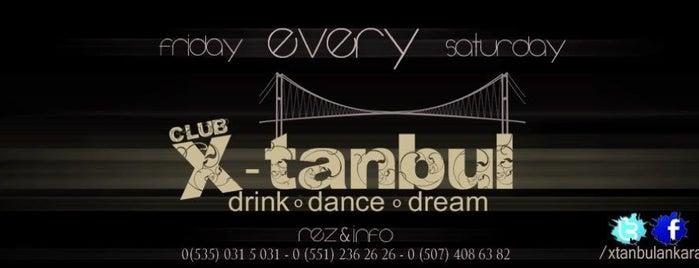 X-tanbul is one of Bar-Pub.